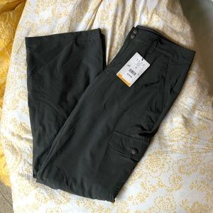 NWT Eddie Bauer Travex Lined Pants